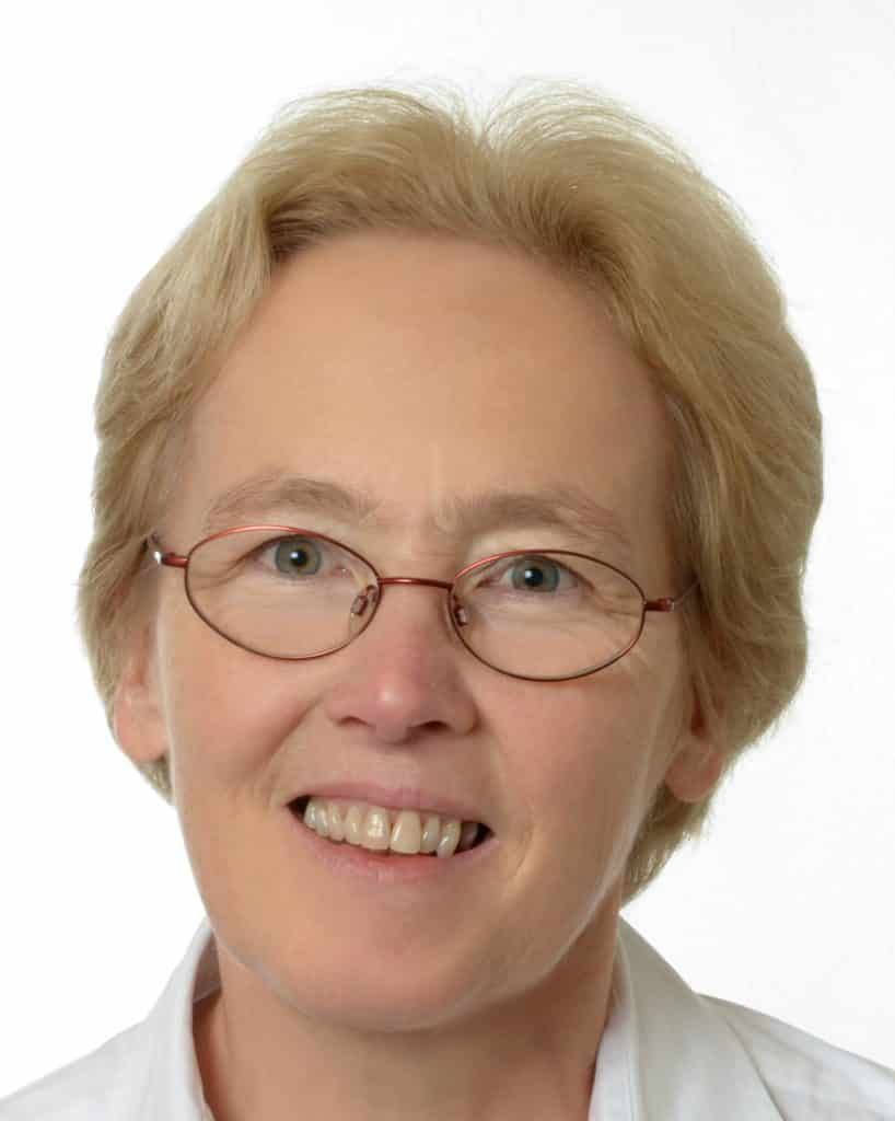 Portrait Beate Gerber